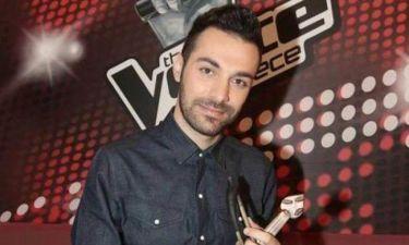 Κώστας Αγέρης: «Για μένα το «The Voice» ήταν η ευκαιρία να κάνω το όνειρό μου πραγματικότητα»