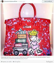 Ποιος έκανε δώρο στην σύζυγό του αυτή την πανάκριβη τσάντα;