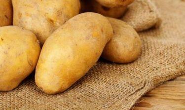 Ξεφλουδίστε μία πατάτα μέσα σε 2 δευτερόλεπτα! (βίντεο)