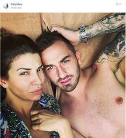 Χατζίδου-Σοϊλέδης: Δείτε τους στο κρεβάτι να βγάζουν selfie