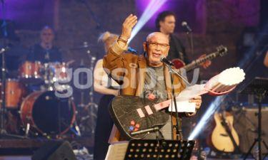 Ο Λάκης Παπαδόπουλος γιόρτασε τα 35 χρόνια πορείας του