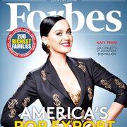 Katy Perry:  Η πιο πλούσια celebrity του κόσμου κατά το Forbes