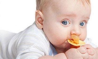 Έτσι θα κόψετε την πιπίλα στο παιδί!