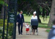 Το upskirt της Καμίλα, η γκρίνια του Πρίγκιπα Τζορτζ και πανάκριβο φόρεμα της Middleton!