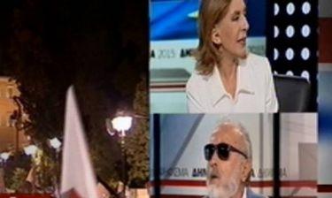 Το εβδομαδιαίο... γλέντι καυγάδων στην ελληνική TV! (videos)