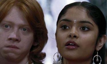 Θυμάστε την Padma Patil από το Harry Potter; Η μεταμόρφωσή της θα σας ενθουσιάσει