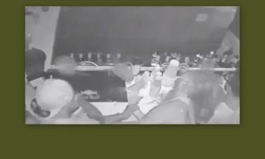 Απίστευτες σκηνές βίας! Διάσημος ποδοσφαιριστής μπήκε σε μπαρ κι έδωσε μπουνιά σε φοιτήτρια