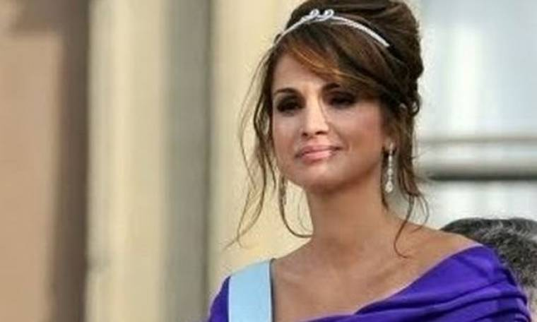Βασίλισσα Ράνια της Ιορδανίας: «Η βασιλική οικογένεια ήταν πάντα δίπλα στο λαό της Ιορδανίας»