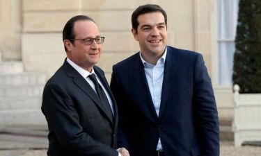 Σύμμαχος της Ελλάδας η Γαλλία τις τελευταίες κρίσιμες ώρες