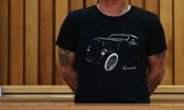 Ντράμερ γνωστού ροκ συγκροτήματος καταδικάστηκε για δολοφονικές απειλές και κατοχή ναρκωτικών