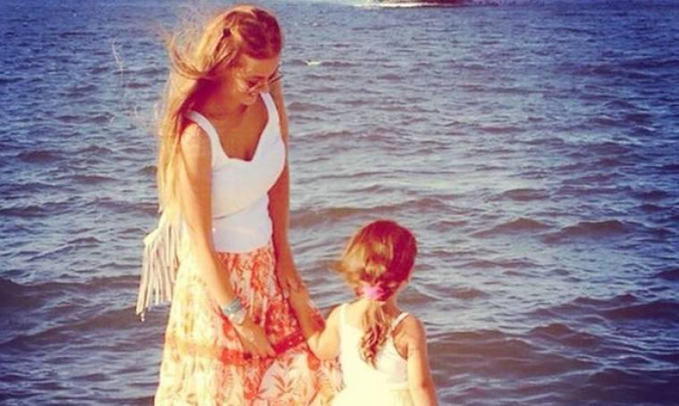 Δέσποινα Καμπούρη: Δείτε την να γυμνάζεται με την κόρη της