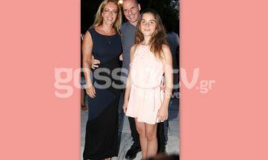 Γιάνης Βαρουφάκης: Στο Ηρώδειο με τη σύζυγο και την κόρη του
