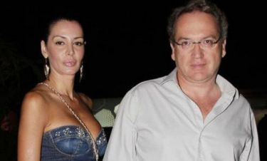 Μαρία Καλάβρια: «Με τον Σάμι δεν είμαστε το κλασικό ζευγάρι»