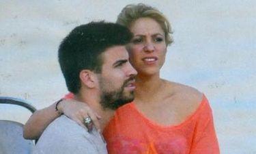 Ο Pique και η Shakira βρίσκονται στην Ελλάδα! (φωτο)