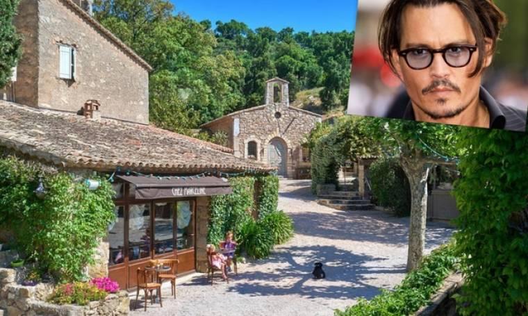 Τζόνι Ντεπ: Πουλάει το ιδιωτικό του χωριό!