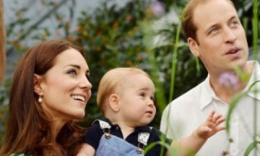Παιδί για... φίλημα: Αυτό το βίντεο του Prince George θα σου «κλέψει» την καρδιά