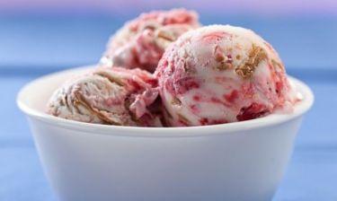 Συνταγή για πεντανόστιμο παγωτό cheesecake