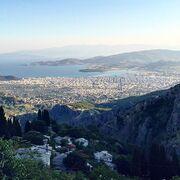 Ελληνίδα παρουσιάστρια ξυπνάει βλέποντας με αυτή τη θέα στις διακοπές της