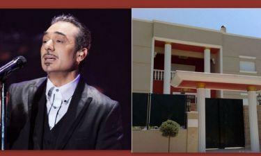 Νότης Σφακιανάκης:  Στο σφυρί για χρέη 300.000 ευρώ το «μινωικό ανάκτορό» του!