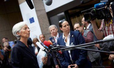 Σύνοδος Κορυφής - Λαγκάρντ: Έγινε ένα βήμα για την ανοικοδόμηση της εμπιστοσύνης
