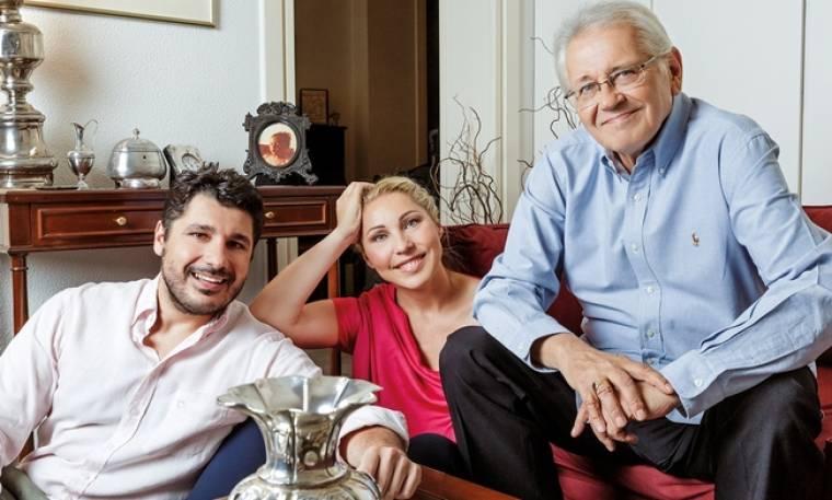 Λάμπρος και Παυλίνα Κωνσταντάρα: «Ντρεπόμουν να πω το επίθετο μου»