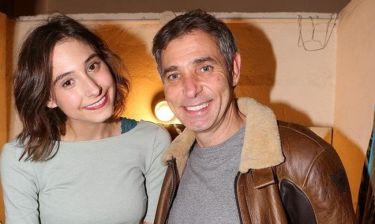 Πατέρας και κόρη μαζί για πρώτη φορά
