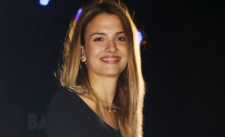 Κατερίνα Λιόλιου: «Με πεισμώνει η κρίση για να δουλέψω περισσότερο»