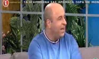 Μάρκος Σεφερλής: «Έχουμε κάνει συζητήσεις με το Mega, αλλά έχουν μείνει εκεί»