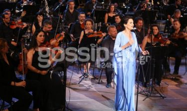 Συναυλία της Άλκηστις Πρωτοψάλτη στο Ηρώδειο