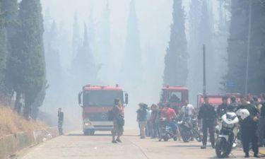 Πυρκαγιές: Δύο συλλήψεις για τη μεγάλη φωτιά στον Υμηττό