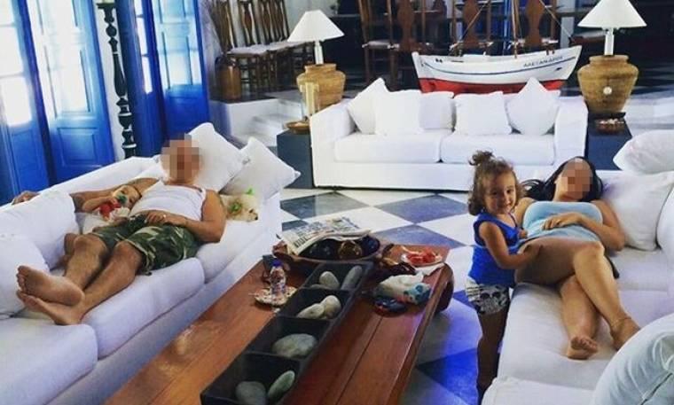 Οικογενειακές διακοπές στις Σπέτσες για τους…