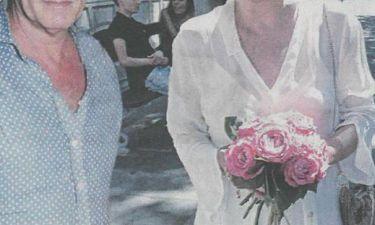 Ελληνίδα ηθοποιός παντρεύτηκε κρυφά στο Παρίσι (φωτό)