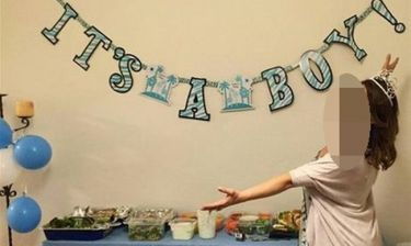 Η Ελληνίδα τραγουδίστρια έκανε το baby shower party  (φωτό)