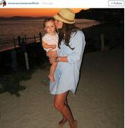 Tamara Ecclestone: Οι νέες φωτογραφίες της από τις διακοπές της στη Μύκονο!