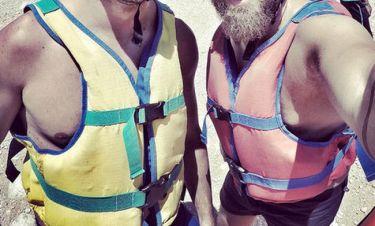 Rafting για… δυο