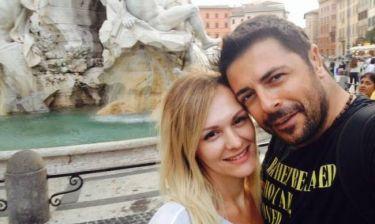 Γιώργος Χειμωνέτος: «Η κόρη μας θα πάρει το όνομα Αρμονία»