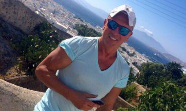 C. Vamos: Το μήνυμα δύναμης από τον πρώην συνεργάτη της Κορομηλά την 1η εβδομάδα της χημειοθεραπείας