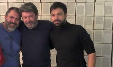 Ο Ανδρέας Γεωργίου και ο Κούλης Νικολάου σχολιάζουν την αποχώρηση Λάτσιου από τον ΑΝΤ1!