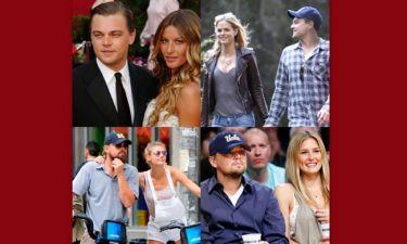 Ο Leo και τα κορίτσια του: Τι πραγματικά συμβαίνει με το Di Caprio και τις αγαπημένες του;