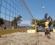 Μανίκας-Χανταμπάκης: Στην Κύθνο για φιλανθρωπικό τουρνουά Beach Volley