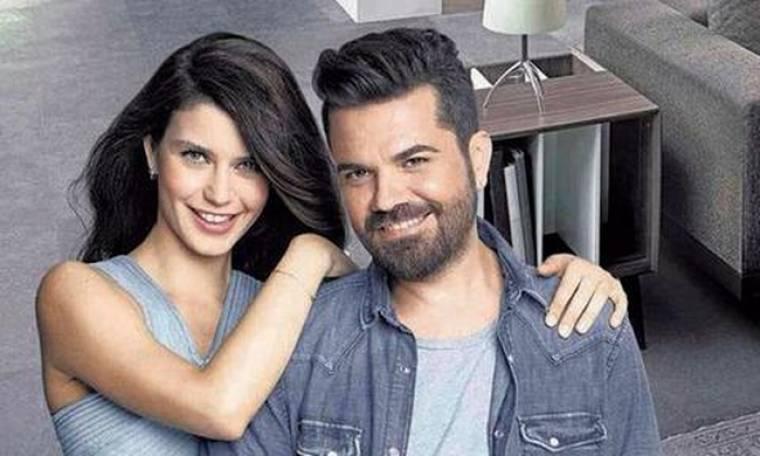 Διαφήμιση από χρυσάφι για διάσημο ζευγάρι
