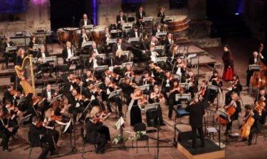 Η Συμφωνική Ορχήστρα της ΕΡΤ στο μετρό Συντάγματος
