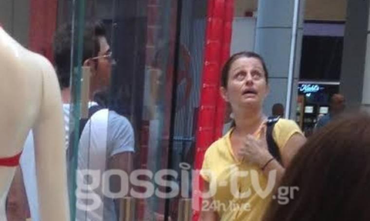 Παπαράτσι: Κι όμως. Αυτή είναι η γυναίκα του Χρήστου Σπανού (Nassos blog)