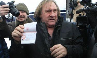 Gerard Depardieu: Του απαγόρευσαν την είσοδο στην Ουκρανία