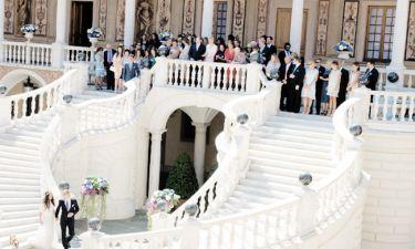 Το φωτογραφικό άλμπουμ ενός πριγκιπικού γάμου