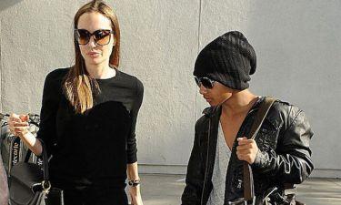 Η Angelina Jolie σκηνοθετεί με την βοήθεια του… γιου της
