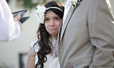 Δεν θα πιστεύετε γιατί αυτή η 11χρονη παντρεύεται! Θα δακρύσετε (βίντεο)