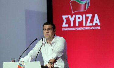 Τσίπρας: Είτε στηριζόμαστε σε αριστερούς βουλευτές, είτε πέφτουμε από αριστερούς βουλευτές