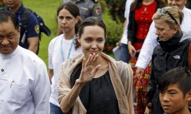 Σοκαριστικές εικόνες της Jolie προκαλούν σάλο