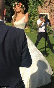 Νέες φωτογραφίες από το γάμο του Guy Ritchie